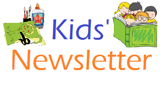 icon for kids' montly newsletter